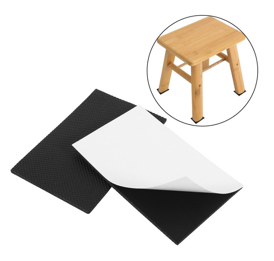 Manufacturals Pads For Chair Legs Silicone Rubber Feet