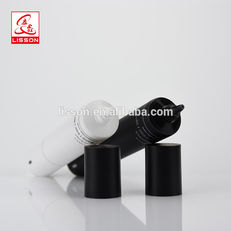 30ml Soft Plastic Make-up Base Tube For Cosmetic Usage
