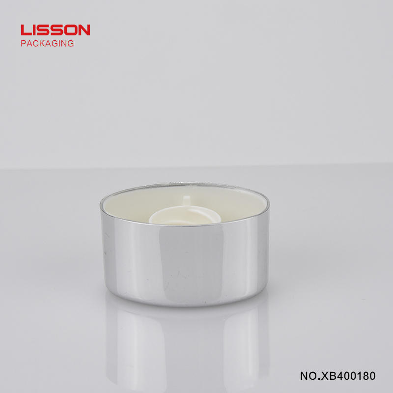 120ml Oval Cosmetic Plastic sun protection tubes packaging with hot stamping screw cap