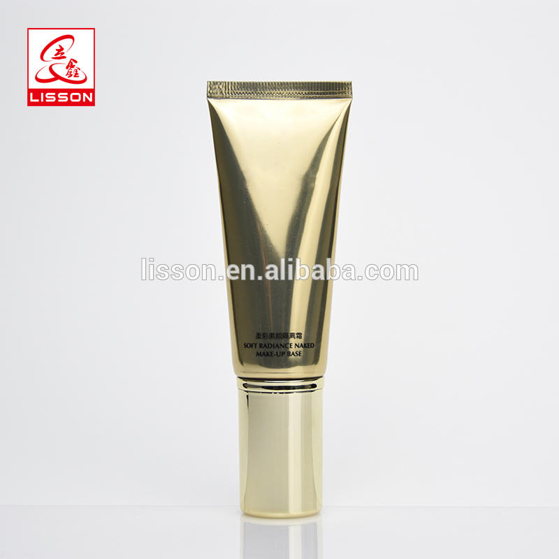 Luxurious ABL Cosmetic Tubes Airless Pump For Make-up Base Packaging