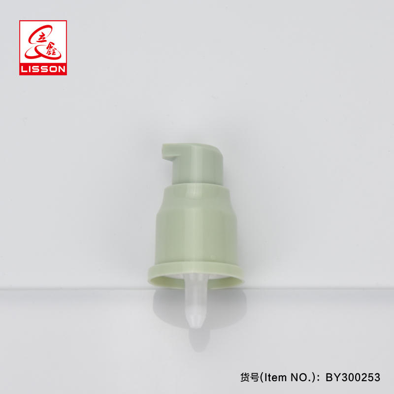 custom made cosmetic packaging airless pump tube for skin care product