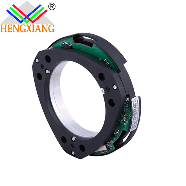 Z100 large hole bearingless thinmodule motor encoder for space saver Z100-J12C2500/16B40