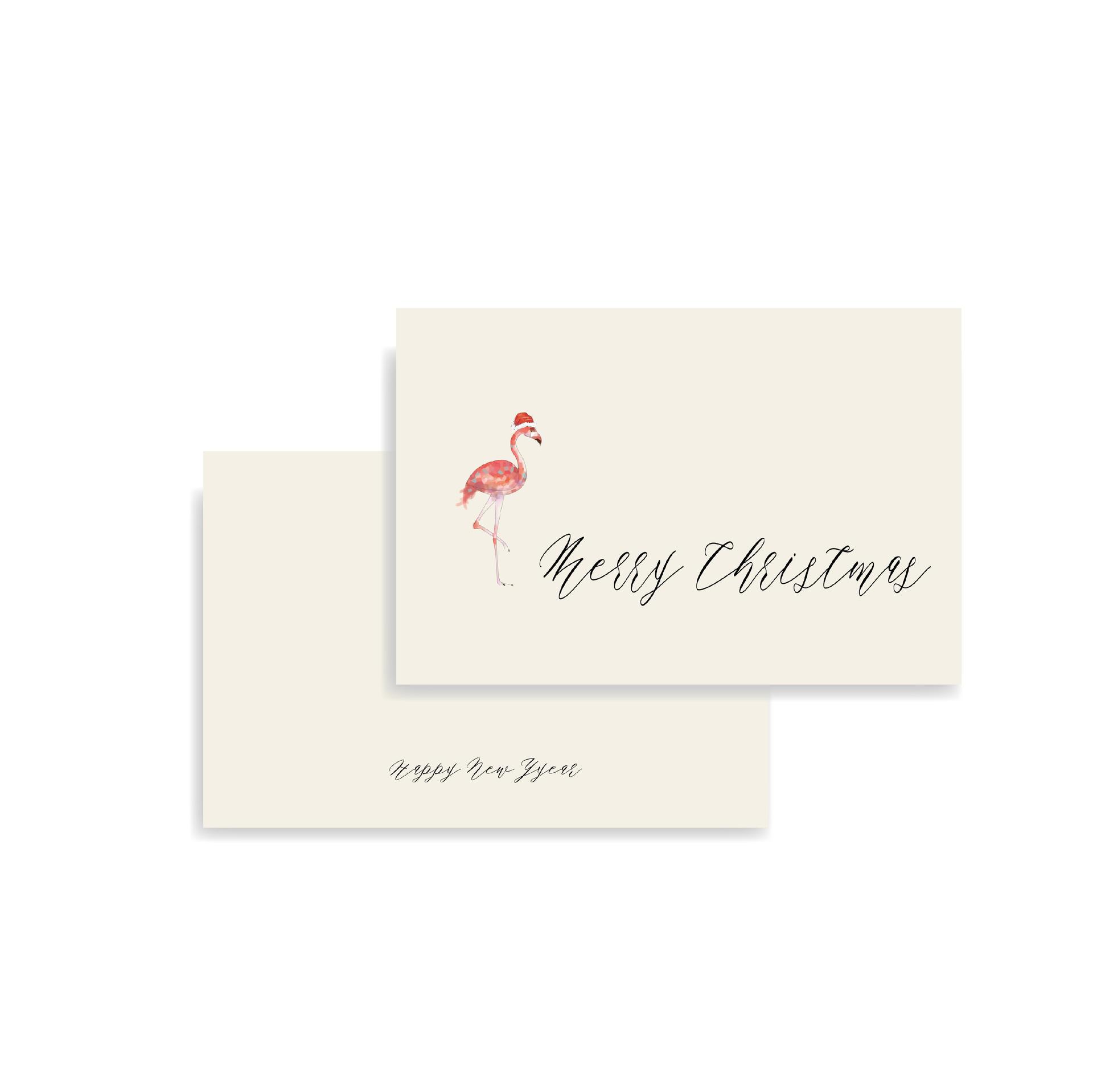 product-Dezheng-Multi Design Creative Animal Pattern Custom Christmas Greetings Cards-img-1