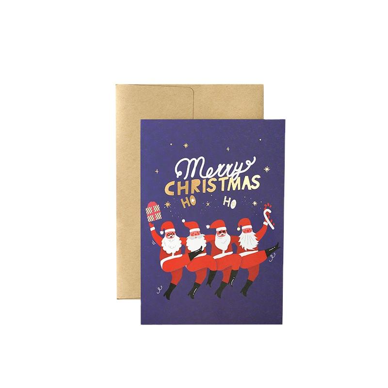 Custom Christmas Card Making Business Thank You Cards Greeting Cards With Envelope