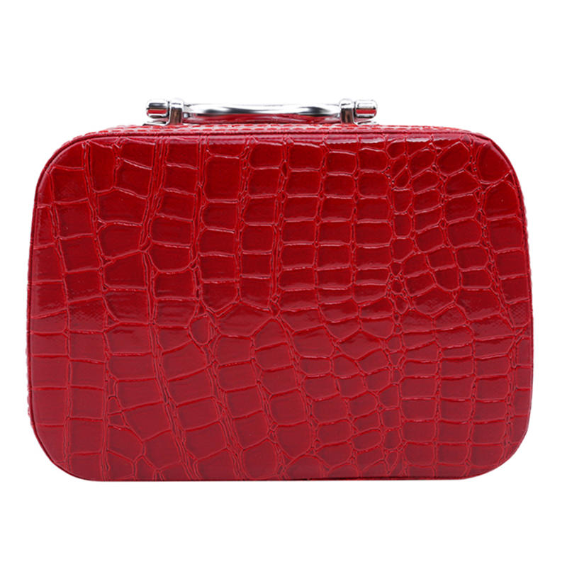 Female Professional Cosmetic Bag Travel Toiletry Makeup Bag Women Large Capacity travel organizer suitcase Beautician Makeup Bag
