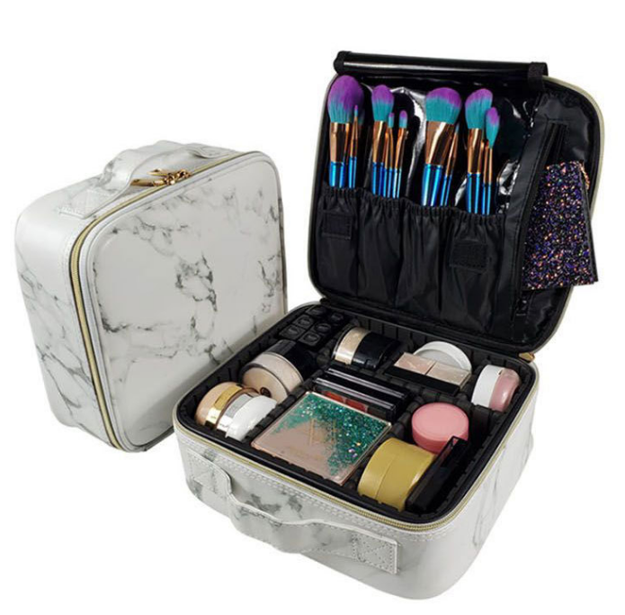 Outdoor Girl Makeup Bag Women Cosmetic Bag Women Toiletries Organizer Waterproof Female Storage Make up Cases