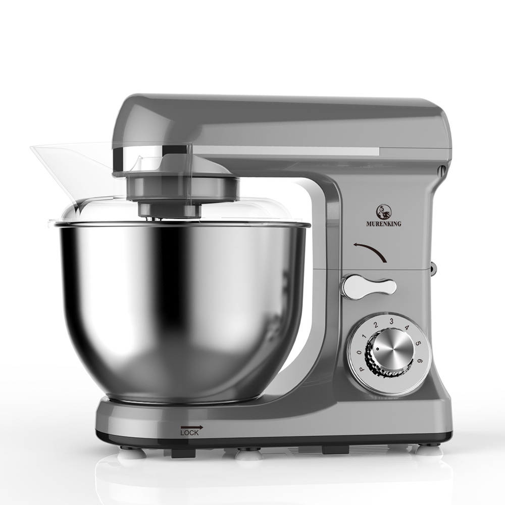 Hot selling 1000W table top plastic mixer for cooking