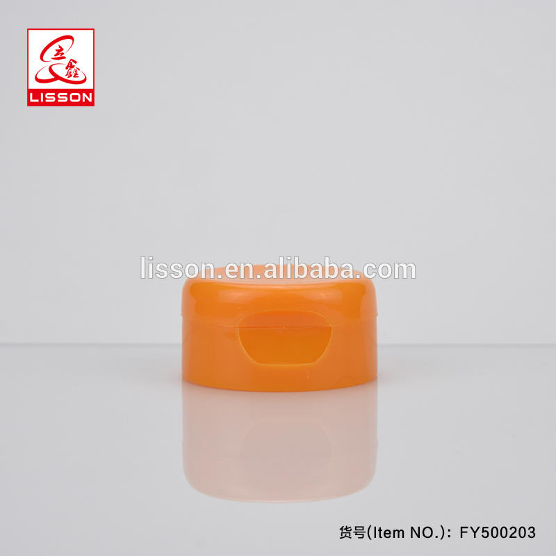 Factory Wholesale Hair Depilatory Cream Soft Plastic Tube With Flip Top Cap For Cosmetic Packages