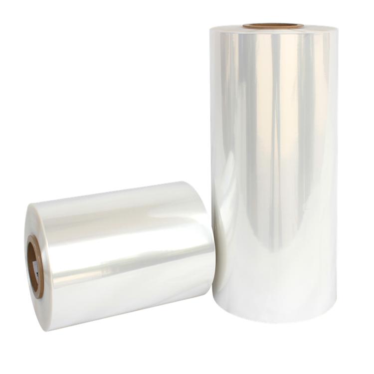 Polyethylene Plastic Film Roll Supplier Transparent Casting Rigid Moisture Proof
