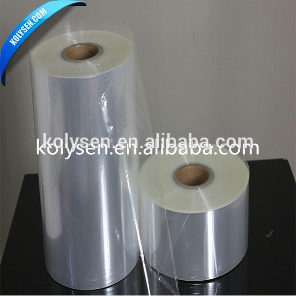 Biaxially-Oriented Polypropylene (BOPP) films
