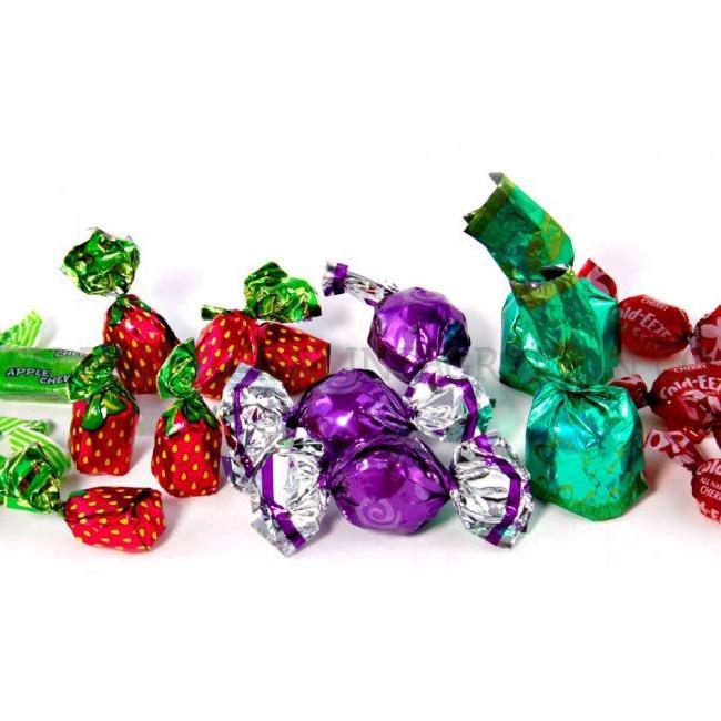 Printed Cellophane for Candy Packing Twist Film Pet Food&medicine Film Casting Rigid Moisture Proof Translucent