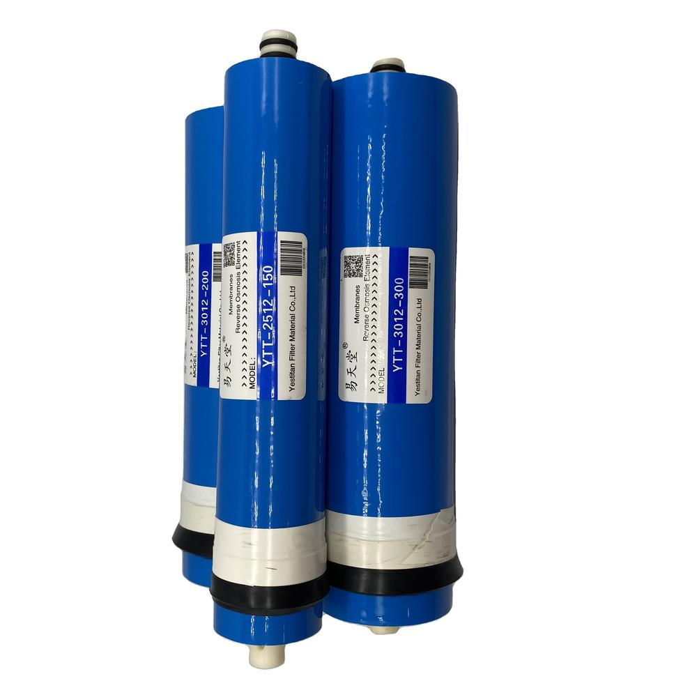 Two Stage Water Purifier RO Membrane Price 150gdp Reverse Osmosis Membrane Equipment System For Sale