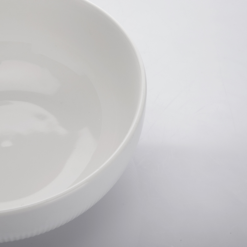 Bowl Sets Porcelain Dinnerware Restaurant,Ceramics Round Size Bowl,The Dinner Bowl for Restaurant or Hotel