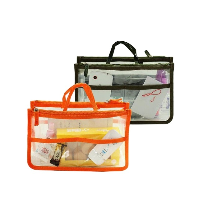 New style clear travel toiletry bag, pvc cosmetic bag
