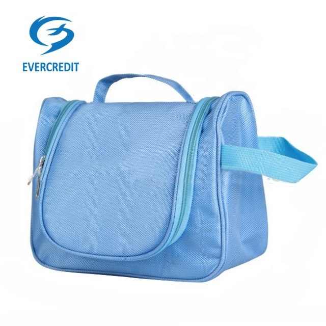Wholesale High Quality Level Cosmetic Organizer Professional Makeup Hanging Travel Toiletry Bag