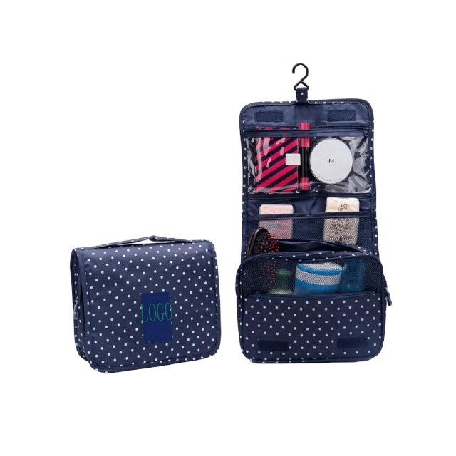 Hot Sale Hanging private label toiletry Bag Cosmetic Travel Bags