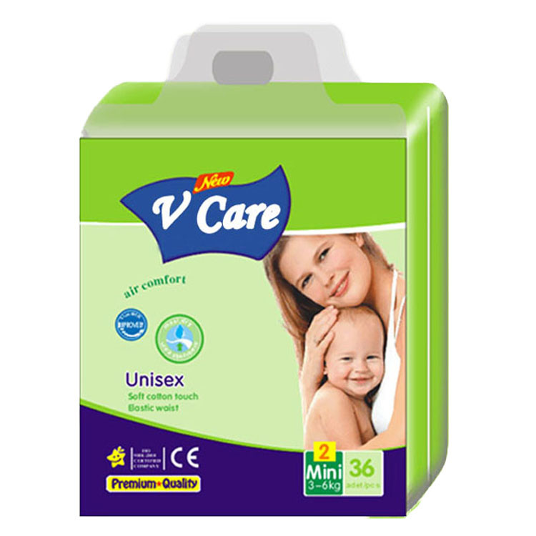 Competitive Price Large Capacity Fast Delivery Diaper Girl Manufacturer From China