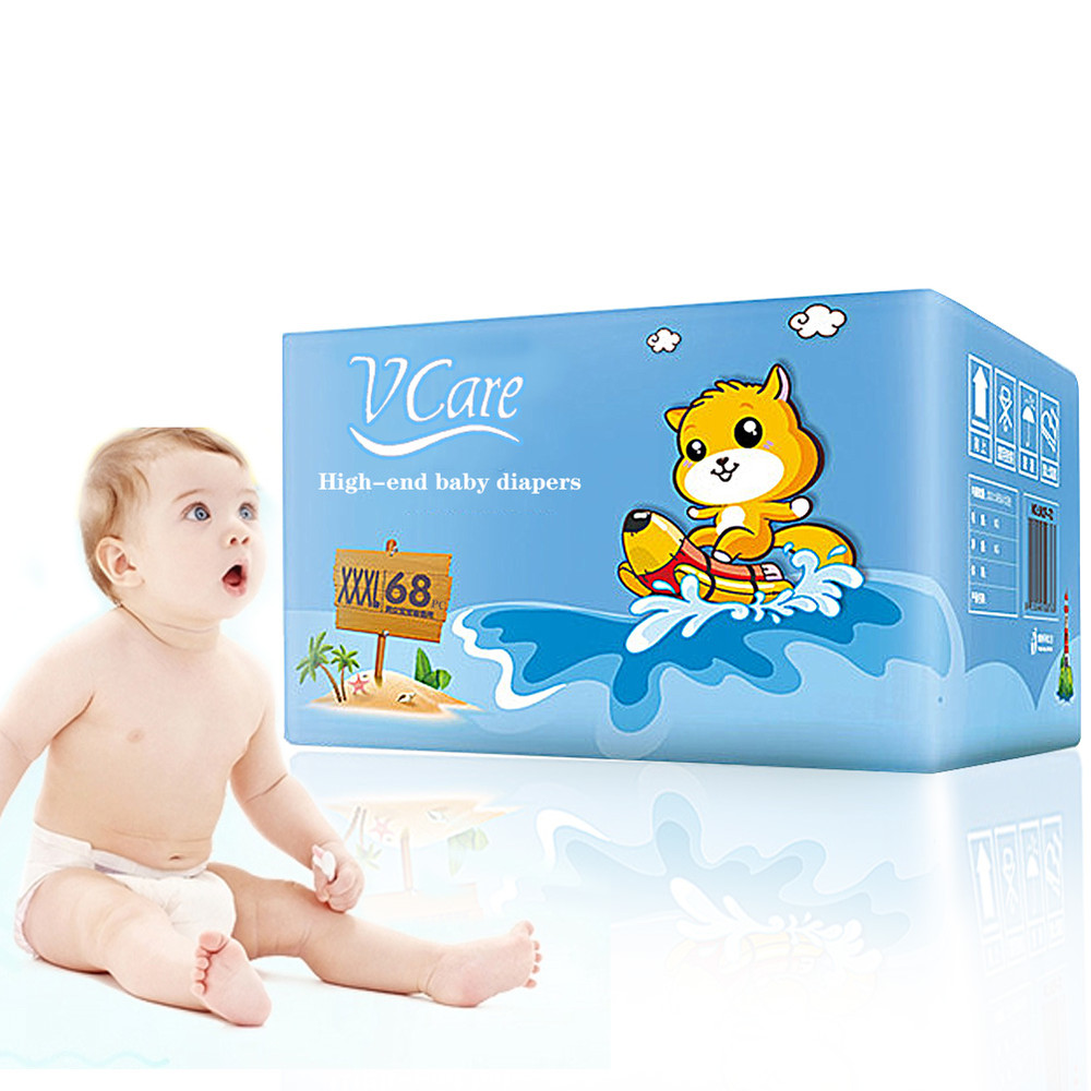 New 2020 Diapers For Nwborns, Using Pure Natural Cotton Organic Diapers For Baby Diapers