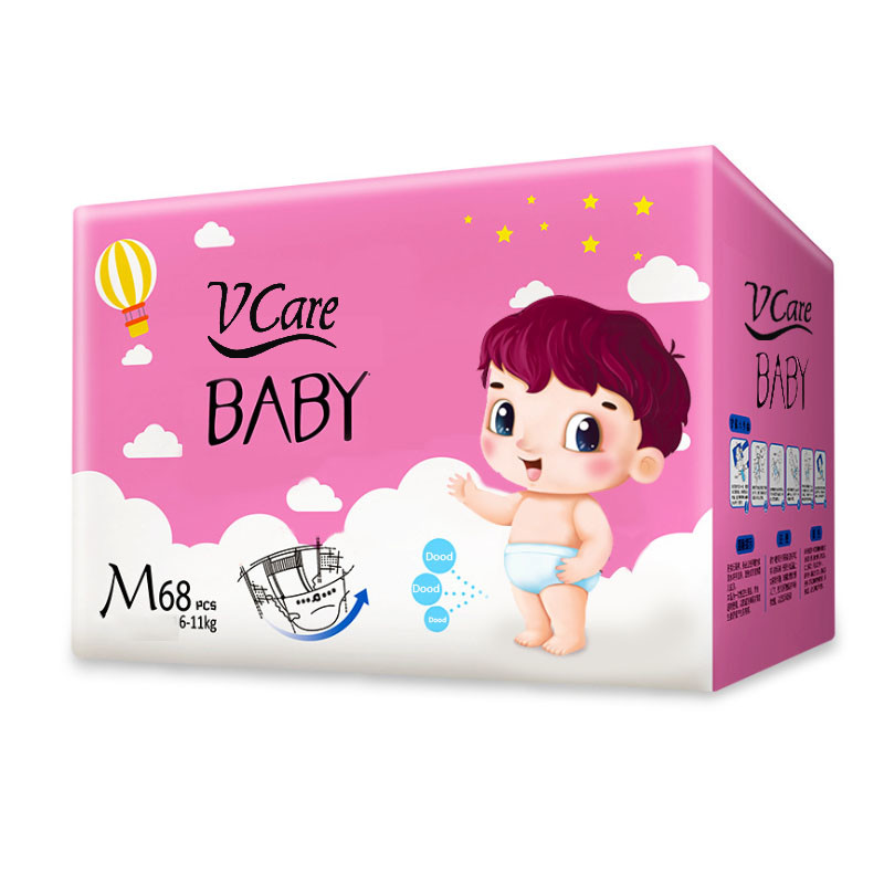 Cheap Good quality Disposable Ddiapers Baby Diapers From China