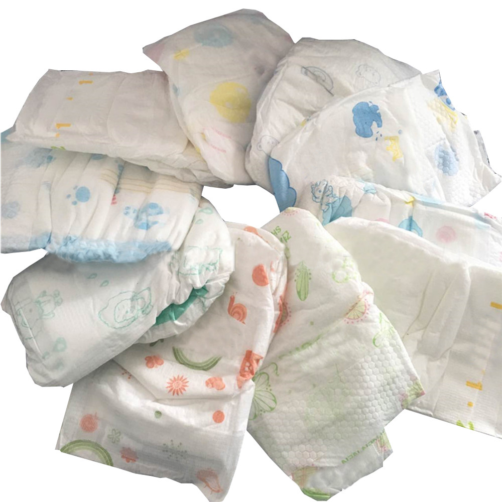 New Born Size Baby Diaper, China Wholesale Disposable Baby Diapers