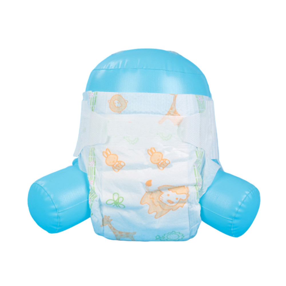 Organic Disposable Baby Diaper New Born In Bales, Nappies For Baby