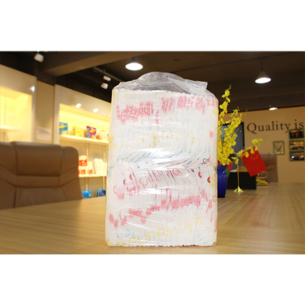 Free Feeling Custom Disposable Baby Diapers In Bulk