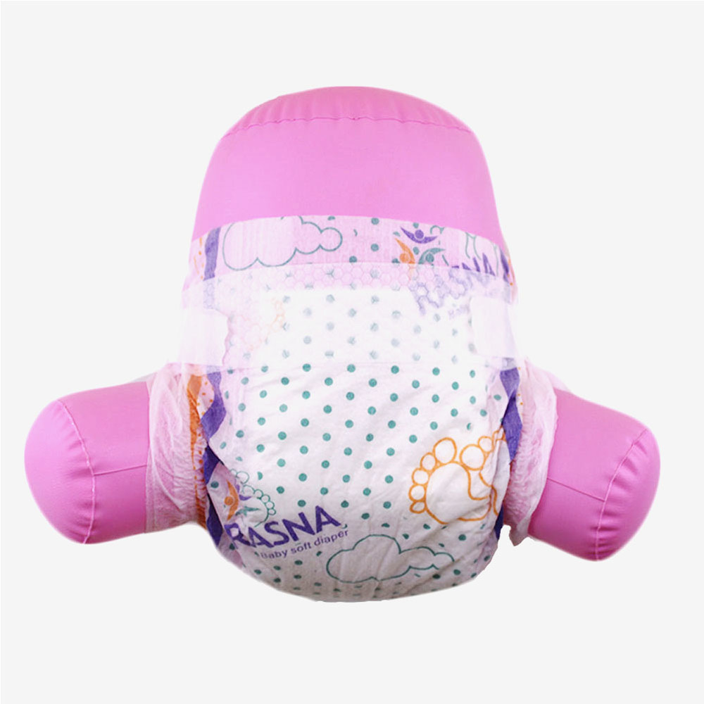 Good Quality Disposable Baby Diapersnappies In China