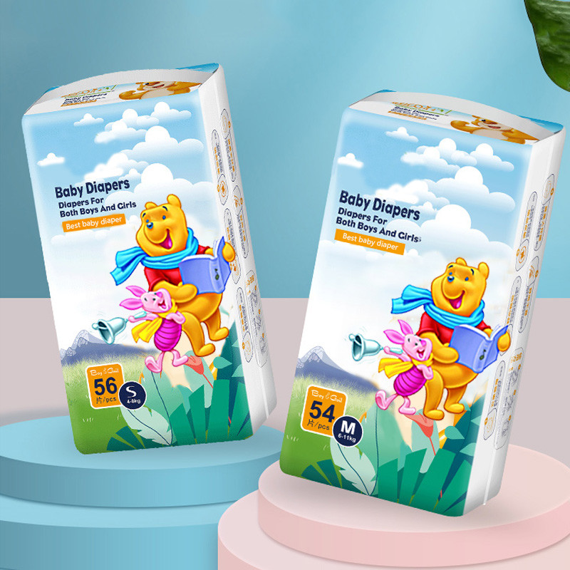 Antileak Disposable Baby Diaper Training Pants For Baby Care Manufacturer In America