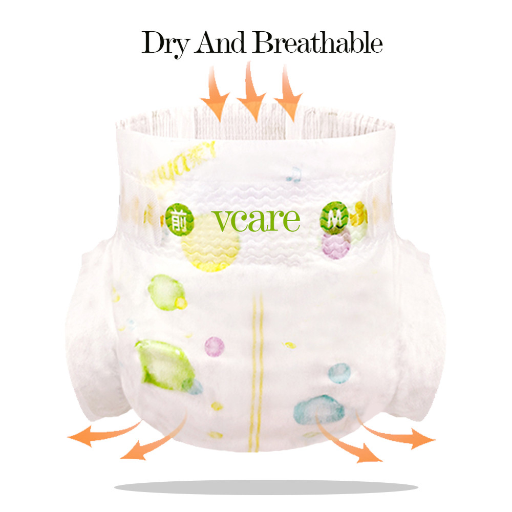 Vcare Disposable Soft Care Eco For Baby Accessories Diaper~