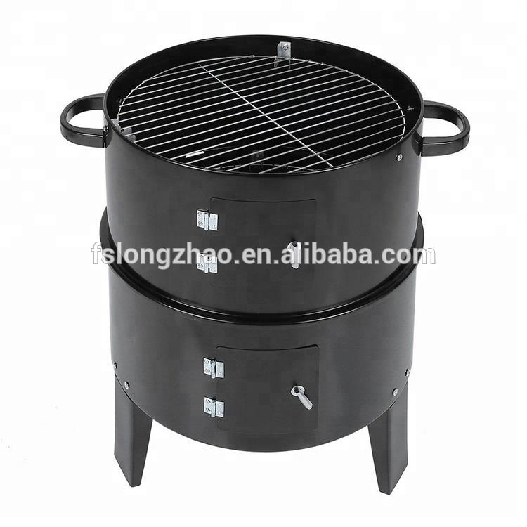 2019 Newest Design Commercial BBQ Smoker Grills BBQ Smoker