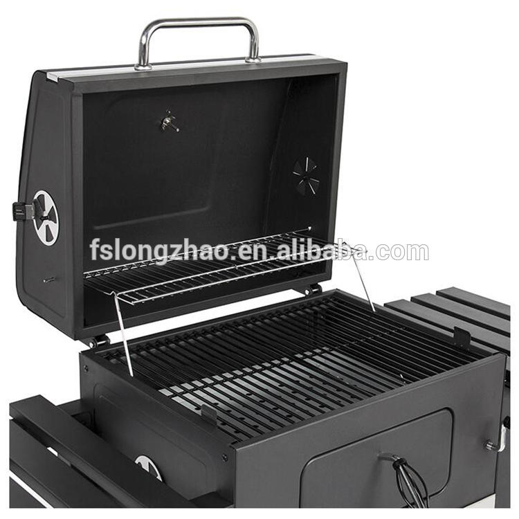 Hot sale camping barbecue grill outdoor charcoal bbq grill