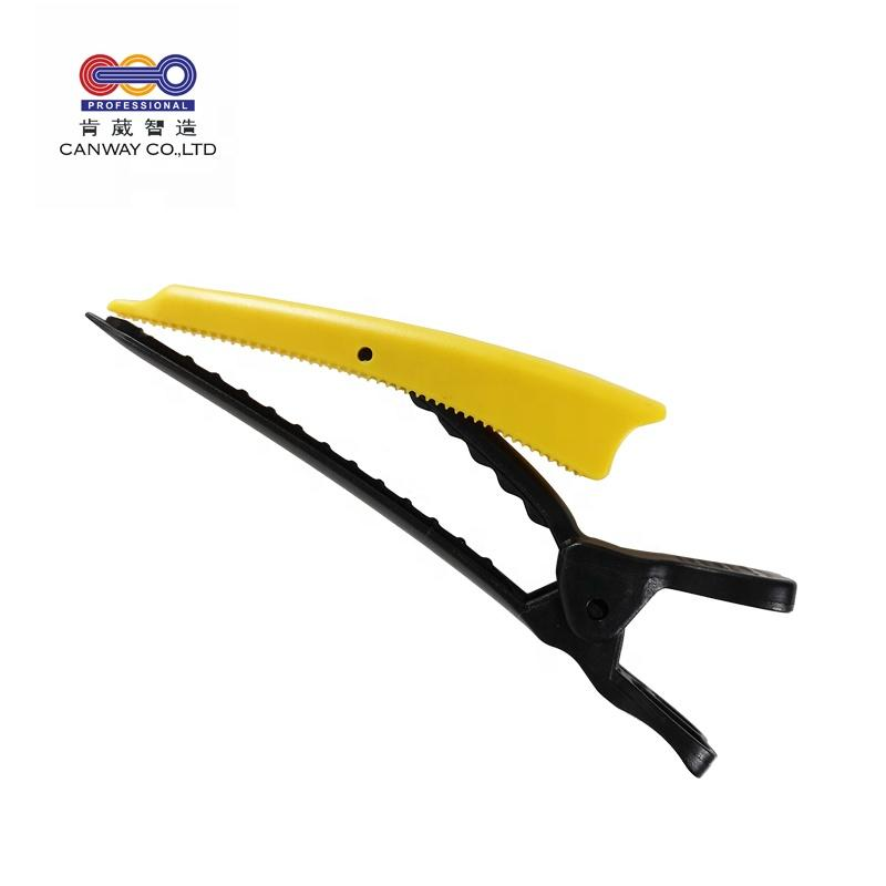 Hair Salon Plastic salon mix color wholesale dolphin hair clip