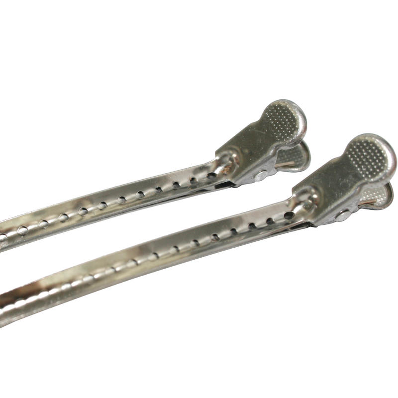 Fashion top quality steel metal hair clips wholesale girls hair clips