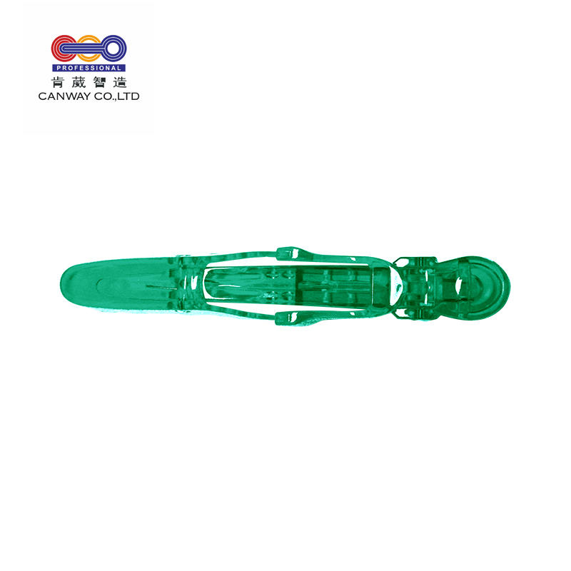 Profesional Best Quality Plastic Crocodile Hair Clips for Girls