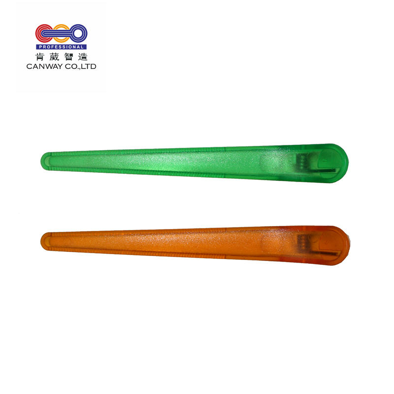 Professional Salon Accessories Pins Multicolor Plastic Hair Clips