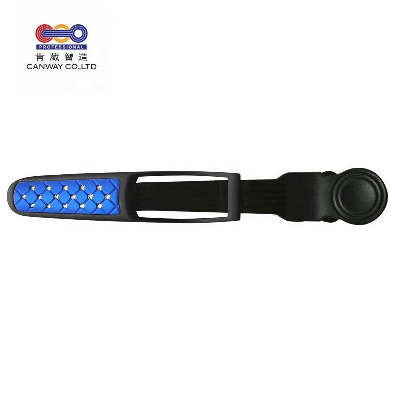 Factory supply plastic alligator hair clip salon haircut clip