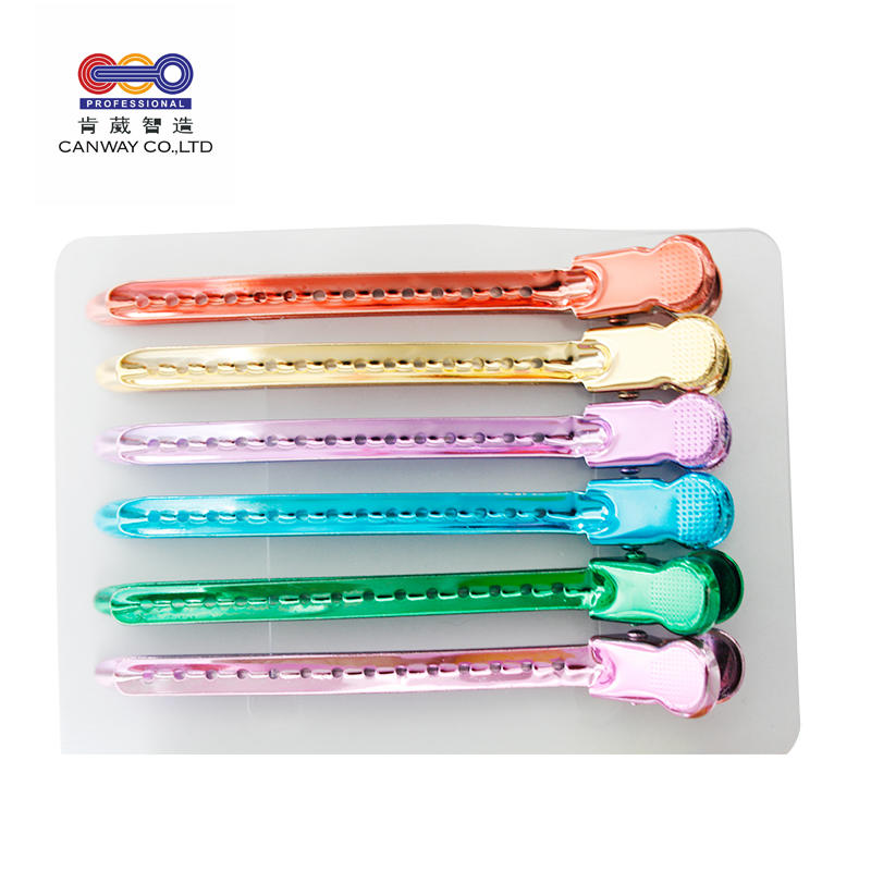 Wholesale Hairstyle Hairpins Headwear Clamps Sectioning Hair Clips for Salon