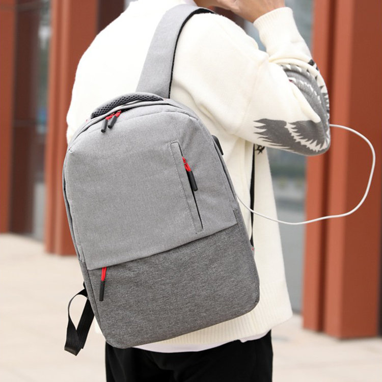 product-Osgoodway2 Hot Selling USB Charging Mens Backpack Bags Wholesale Travel Laptop Bags Backpack-1