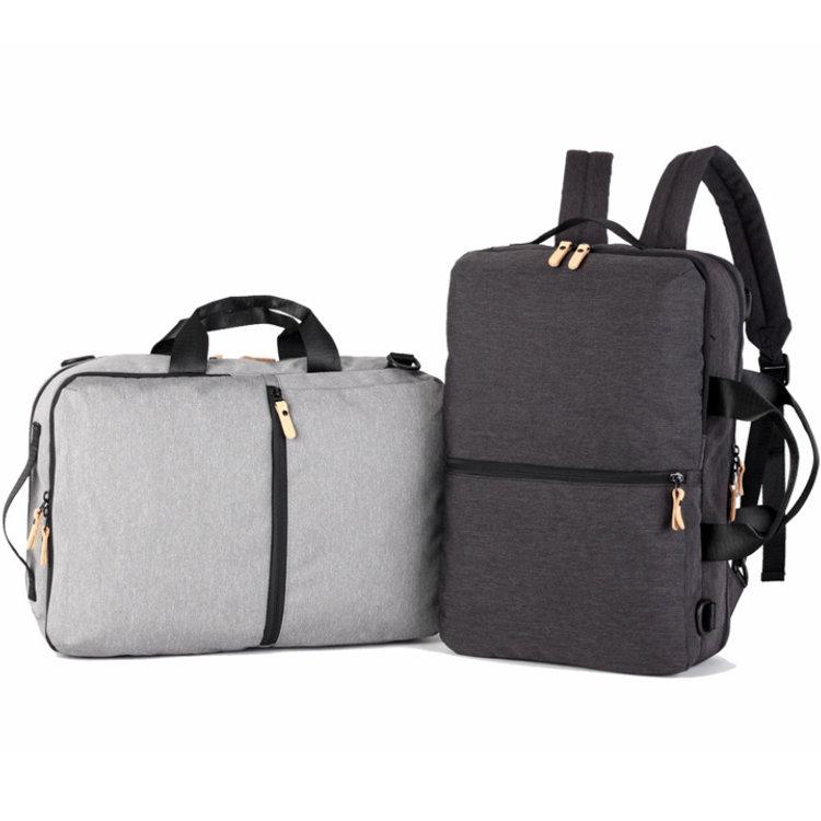 Osgoodway2 Unisex Laptop Shoulder Bag Multifunctional Smart Travel Laptop Bagpack Backpack Bag