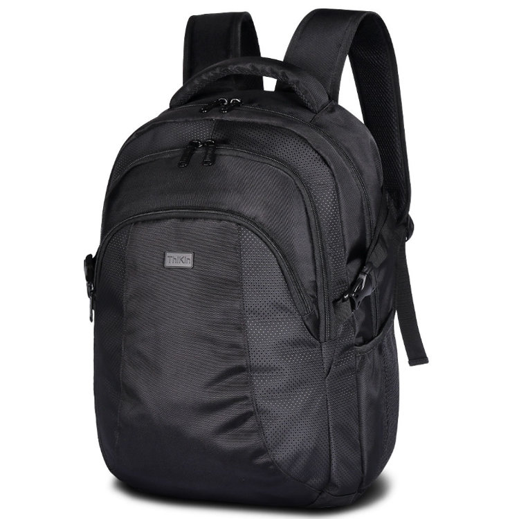 Osgoodway OEM High Quality Nylon Mens Laptop School Backpack Business Travel Backpack