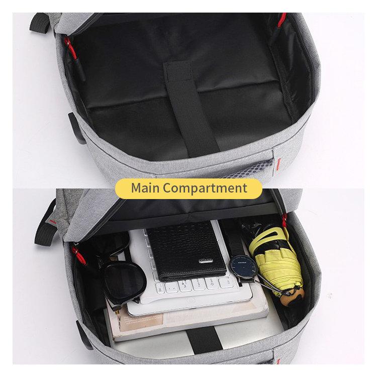 product-Osgoodway-Osgoodway2 Wholesale Leisure Designer Backpack USB Port Laptop Travel Backpack Bag