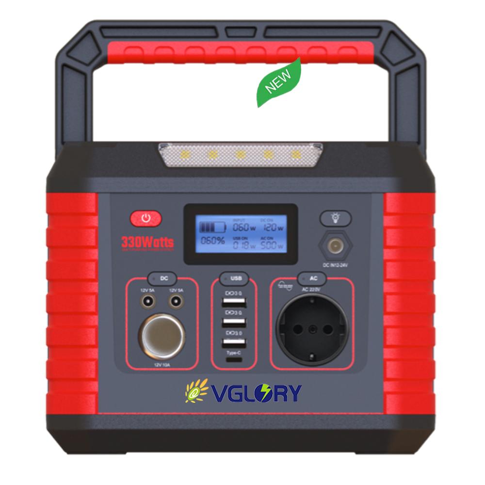 Capacity 50000mah 42000mah 200w 300w Ultra Slim Solar Cell Box 52000mah Long-lasting Rechargeable Power Bank