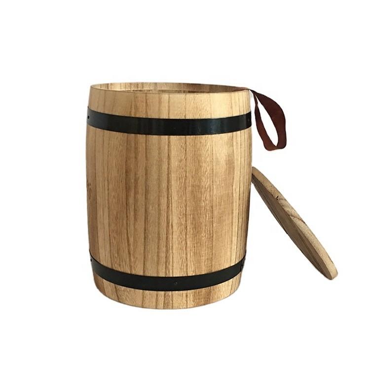 Hot sale eco-friendly elegant specialnew design handmade coffee barrel