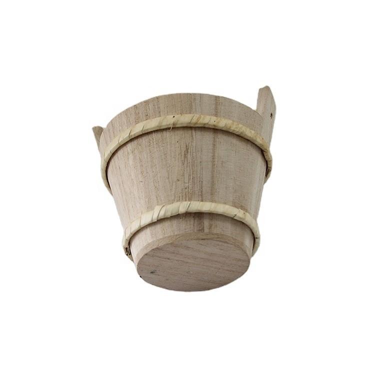 Hot Sale Custom Cheap Candy Small Wooden Barrel
