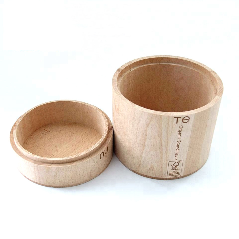 Custom promotion simple useful cheap style natural oak barrel wooden