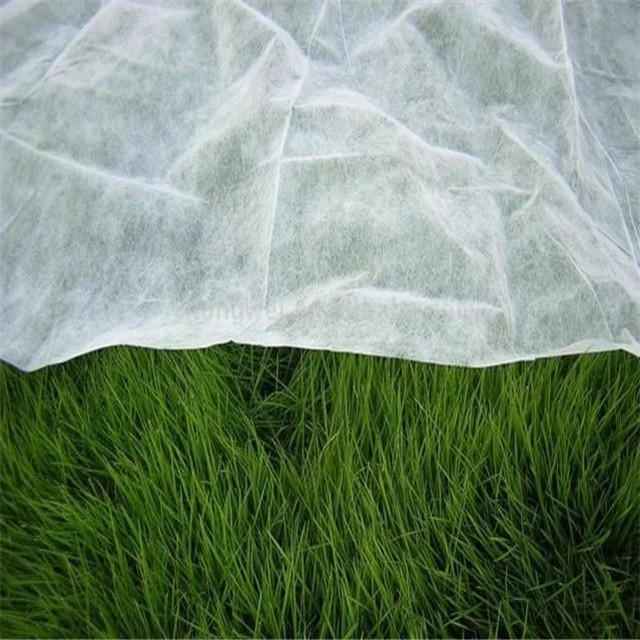 Made in China Bio-degradable agriculture cover pp nonwoven fabric