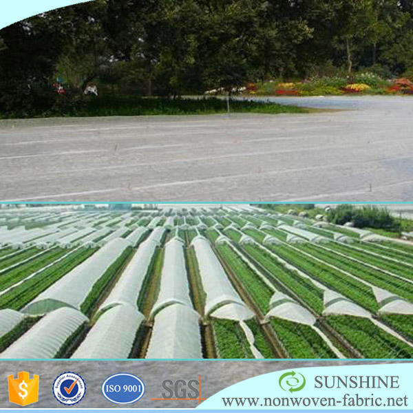 white UV pp spunbond non woven fabric for agriculture cover /Landscape Fabric,weed control,