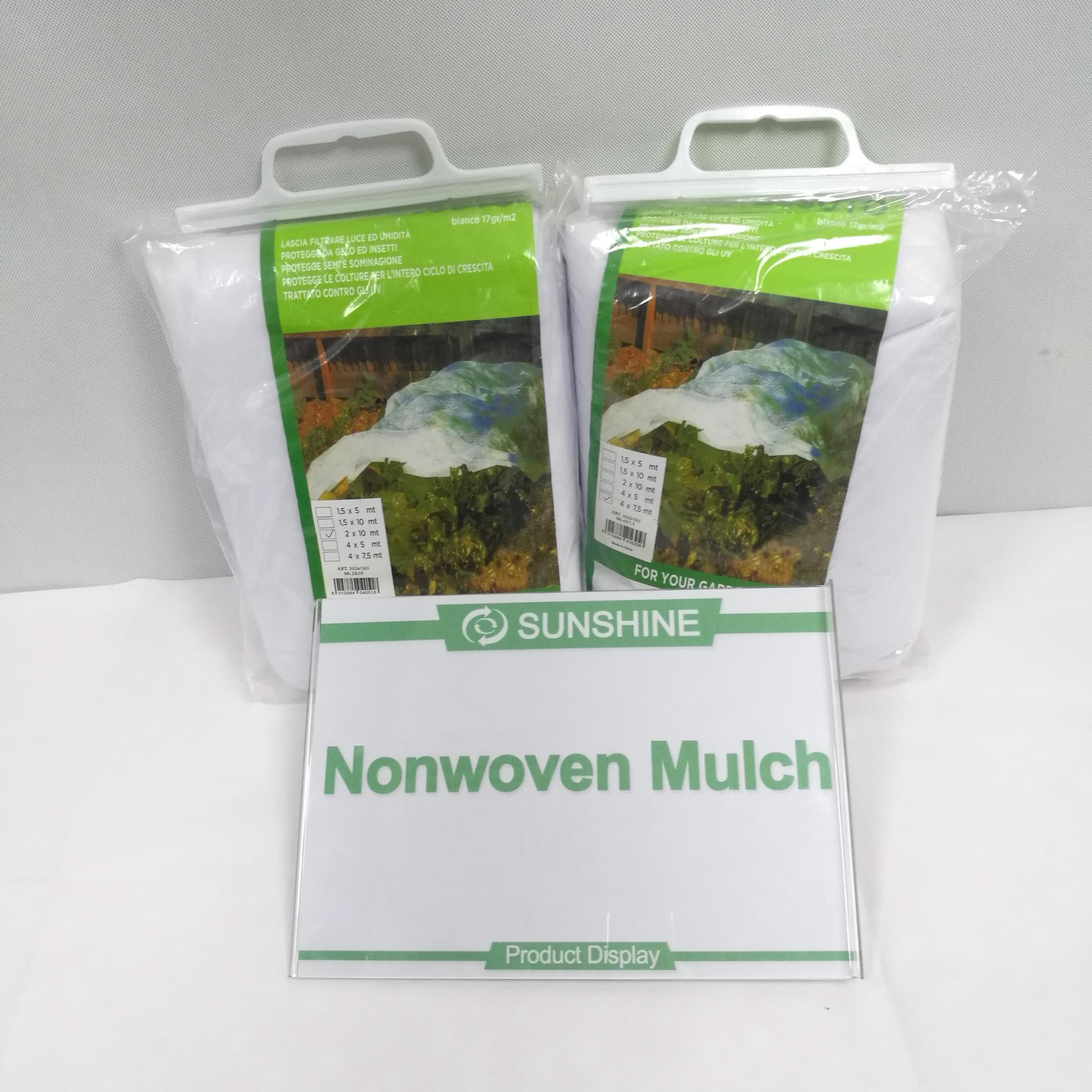 Environmental agriculture protection bags pp spunbond non-woven fabric fruit cover