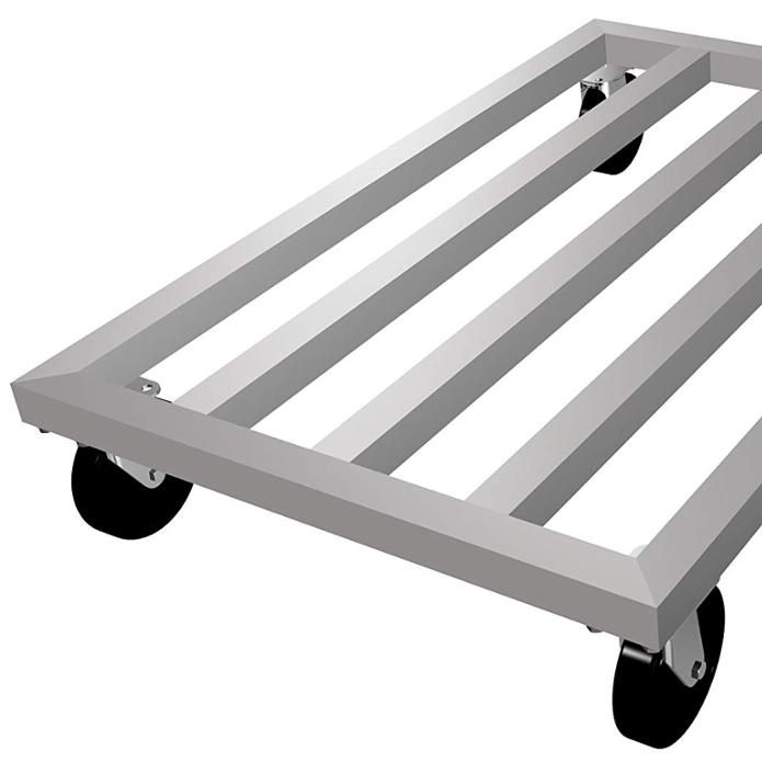 Wholesale PriceAluminium Construction Aluminum Alloy Mobile Dunnage Rack