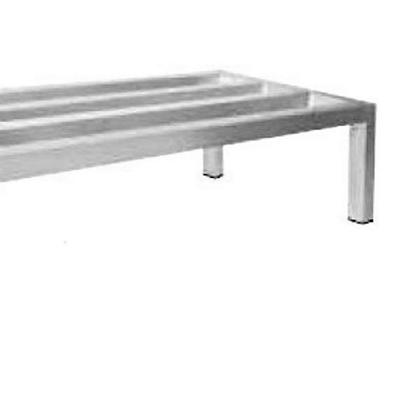 AD Heavy-duty Aluminium Construction Aluminum Alloy Dunnage Rack